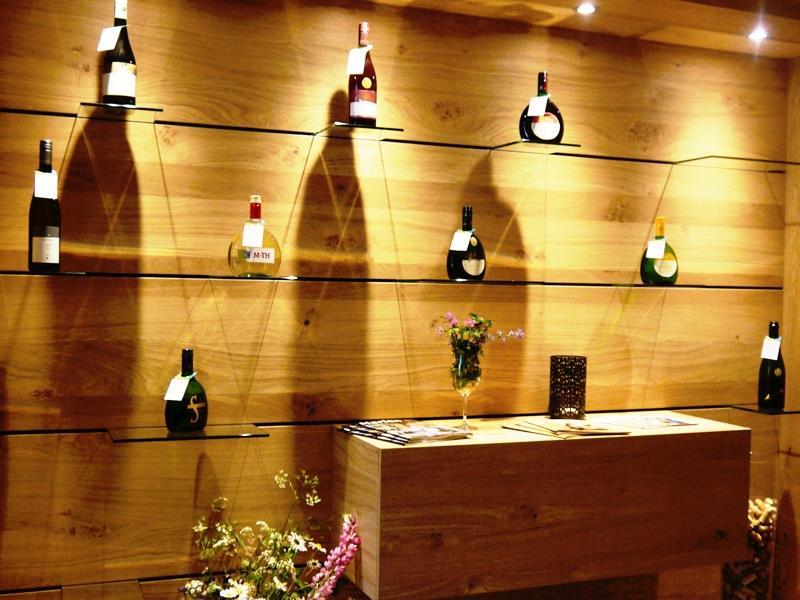 Ausgewählte Frankenweine